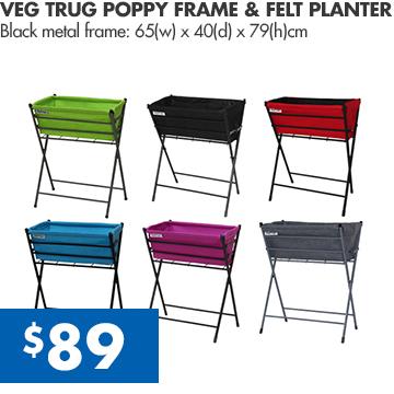 Veg-Trug-Poppy